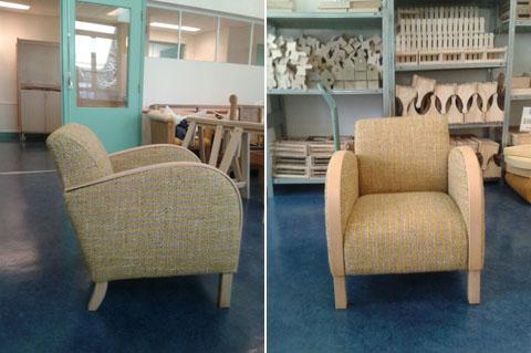 Art Deco Stoel : ≥ art deco club fauteuil amsterdamse school stoel armstoel